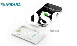 Pearl Card Battery Charger For Apple iPad iPhone iTouch
