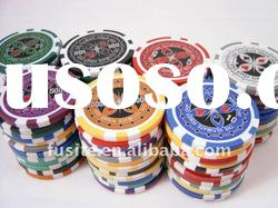Poker chips stratosphere