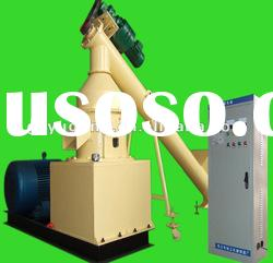 Power Saving Rice Husk Briquette Press Machine
