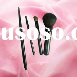QXCBR-4008 cosmetic brush set ,makeup brush set ,beauty product (FSC wood)