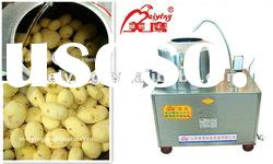 SS professional commercial potato peeler