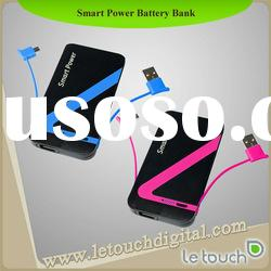 Slim USB Mobile Phone Battery Power Bank