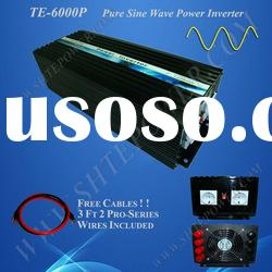 Solar Inverter Off Grid 6kw 12V/24V DC to 230V AC