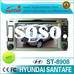 Special Hyundai Santafe Car DVD Player with DVD/CD/MP3/MP4/bluetooth/IPOD/Radio/TV/GPS!
