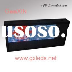 Steel frame high brightness outdoor full color giant billboard led screen
