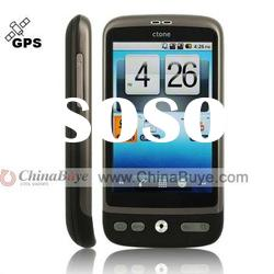 T01 Dual SIM Dual Standby Quad Band Android 2.2 GPS Capacitance Screen Smartphone ( 460MHz+512RAM)