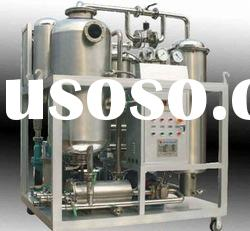 TYA-I series Vacuum Vegetable Oil Purifier,Oil Filtration,Oil Reclamation Plant