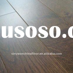 Treatment/Untreatment High Quality Oak Solid Wood Flooring