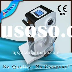 Vertical F6 laser tattoo removal machine with CE approval