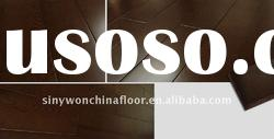 Walnut Color White Oak Solid Wood Flooring