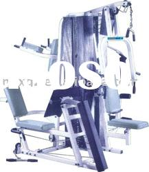 XG-7205B 4-Station Multi-GYM/Gym & Fitness Equipment