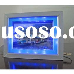 acrylic led photo frame,picture frame stand with led