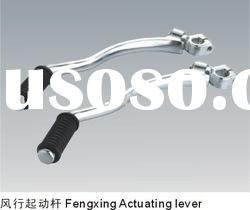actuating lever,motorcycle engine parts/kick starter