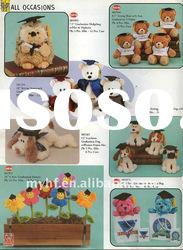 all occasions animals 2011 High quality Stuffed & Plush Animal Toys