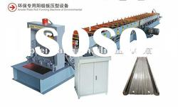 anode sheet roll forming machine