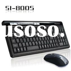 best selling 2.4G wireless keyboard and mouse combos