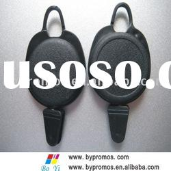 black color solid ABS plastic material pull reel