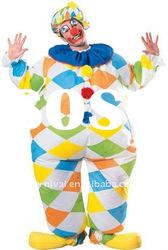 carnival costume/clown party costume/halloween party costume(BSMC-0152)