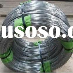 high quality and low price hot dipped galvanized steel wire