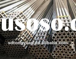 hot-rolled fluid seamless steel pipe