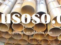 hot rolling welded steel pipe Q235