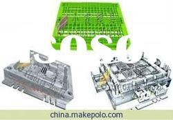 industrial plastic injection Transfer tray mould