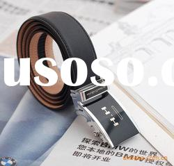 men's leather belt business leather belt classic belt