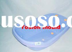 plastic bathtub mould(plastic Household mould,plastic commodity mould)