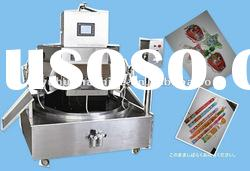 plastic water pouch packing machine