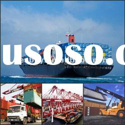 sea freight from China to Dubai, United Arab Emirates