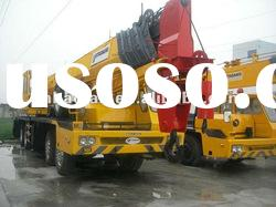 second hand crane TG650E for sale original in Dubai truck crane