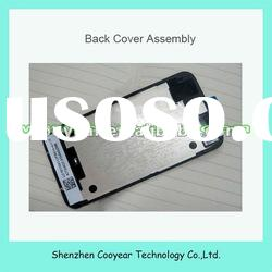 spare parts back cover assembly for iphone 4 original new black paypal is accepted