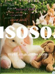 spring plush animals 2011 High quality Stuffed & Plush Animal Toys