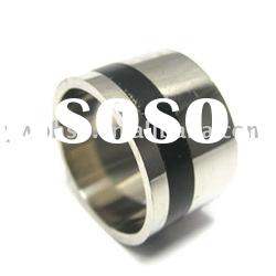stainless steel rings , steel jewelry ring