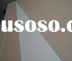 standard gypsum board(thickness:8.5/9.0mm))
