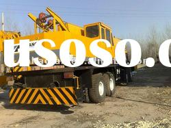 used construction tadano truck crane TG800E for sale Japan excellent
