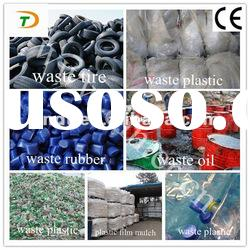 waste plastic recycling equipment manufacturers