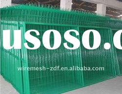 wire mesh fence /wire fence /welded wire mesh sheet (factory)
