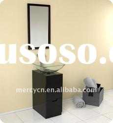 wood single bathroom vanity MA-068