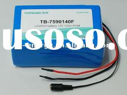 12V 12AH li-ion rechargeable for battery for medical machine