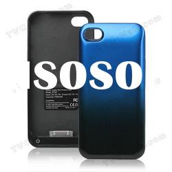 1500mAh Super Slim External Power Battery Charger Case for iPhone 4 4S