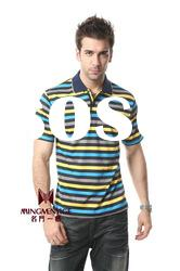 2011fashion cotton business printing 100%cotton men's t-shirt