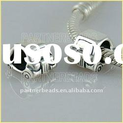2012 wholesale 925 sterling silver jewelry beads-coffee cup