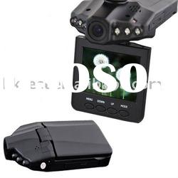 "2.4"" LCD Vehicle Car Camera DVR Video Recorder with Infra-red Vision"