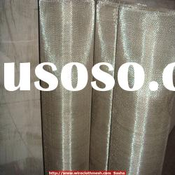 316& 316L stainless steel wire screen huge quantity stock
