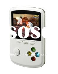 "32 bits 2.4"" HD Digital MP4 Game Player+Camera"