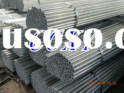 ASTM A36 Cold Dipped Galvanized Steel Pipe/Tube
