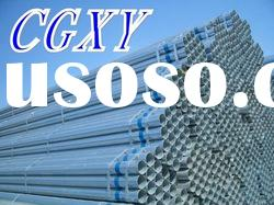 ASTM A36 Hot Rolled Galvanized Steel Pipe/Tube