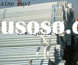 ASTM A53 Hot Dipped Galvanized Steel Pipe/Tube
