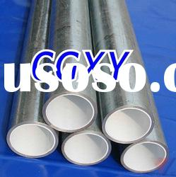 ASTM A53 Hot Rolled Galvanized Steel Pipe/Tube